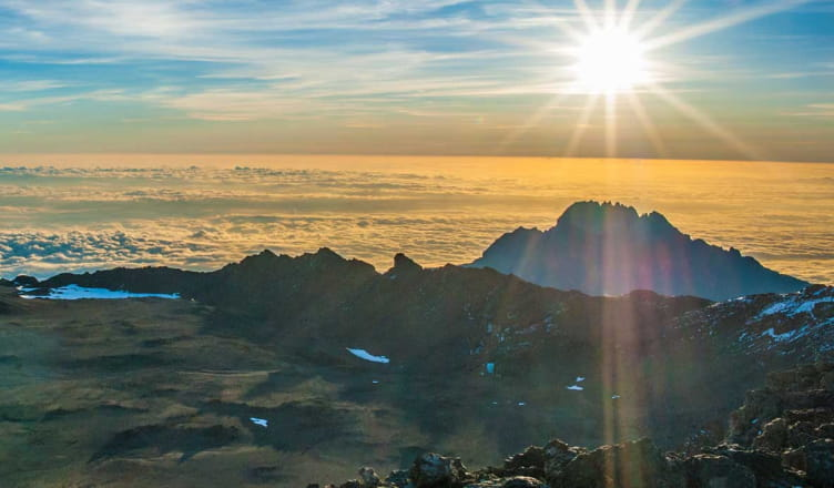 Kilimanjaro, a view from the top
